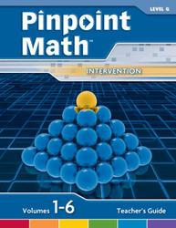Pinpoint Math Grade 7/Level G, Teacher's Guide'