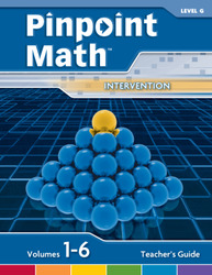 Pinpoint Math Grade 7/Level G, Teacher's Guide'