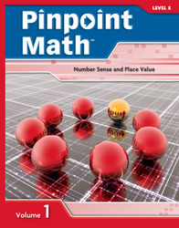 Pinpoint Math Grade 5/Level E, Student Booklet Volume I (5-pack)