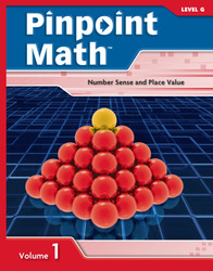 Pinpoint Math Grade 7/Level G, Student Booklet Volume I (5-pack)