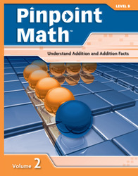 Pinpoint Math Grade 2/Level B, Student Booklet Volume II (5-pack)