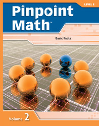 Pinpoint Math Grade 5/Level E, Student Booklet Volume II (5-pack)