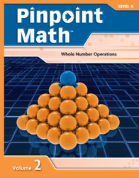 Pinpoint Math Grade 7/Level G, Student Booklet Volume II (5-pack)