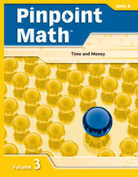 Pinpoint Math Grade 4/Level D, Student Booklet Volume III (5-pack)