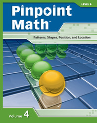 Pinpoint Math Grade 2/Level B, Student Booklet Volume IV (5-pack)