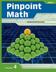 Pinpoint Math Grade 7/Level G, Student Booklet Volume IV (5-pack)