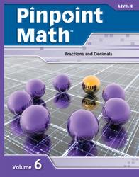 Pinpoint Math Grade 5/Level E, Student Booklet Volume VI (5-pack)