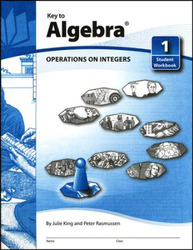 Key to Algebra,  Book 1: Operations on Integers