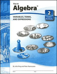 Key to Algebra, Book 2: Variables, Terms, and Expressions