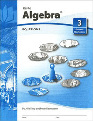 Key to Algebra, Book 3: Equations