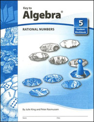Key to Algebra, Book 5: Rational Numbers