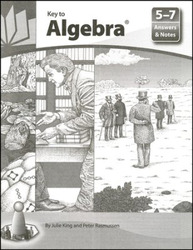 Key to Algebra, Books 5-7, Answers and Notes