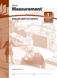 Key to Measurement, Book 1: English Units of Length