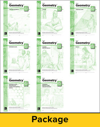 Key to Geometry, Books 1-8 Set