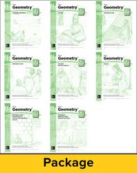 Key to Geometry, Books 1-8 Set
