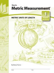 Key to Metric Measurement, Book 1: Metric Units of Length