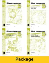 Key to Metric Measurement, Books 1-4 Set