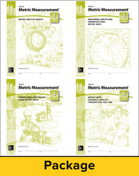 Key to Metric Measurement, Books 1-4 Set