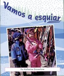 Storyteller, Spanish, First Snow, (Level E) We Ski, Vamos a esquiar 6-pack
