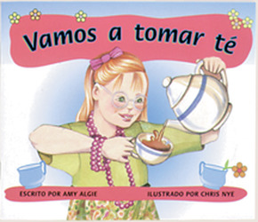 Storyteller, Spanish, First Snow, (Level F) The Tea Party, Vamos a tomar té  6-pack
