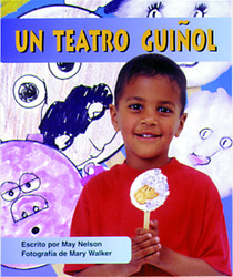 Storyteller, Spanish, First Snow, (Level F) A Puppet Play, Un teatro guiñol 6-pack