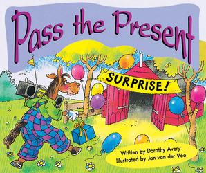 Storyteller, First Snow, (Level D) Pass the Present 6-pack