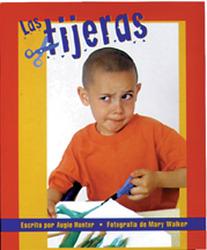Storyteller, Spanish, Setting Sun, (Level F) Scissors, Las tijeras 6-pack