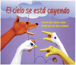 Storyteller, Spanish, Setting Sun, (Level I) The Sky is Falling, El cielo se está cayendo 6-pack
