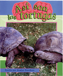 Storyteller, Spanish, Setting Sun, (Level I) Turtle Talk, Así son las tortugas 6-pack