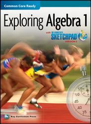 The Geometer's Sketchpad, Exploring Algebra 1