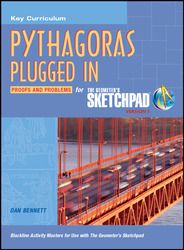 The Geometer's Sketchpad, Pythagoras Plugged Proofs and Problems
