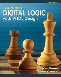 CD ROM to accompany Fundamentals of Digital Logic with  VHDL Design