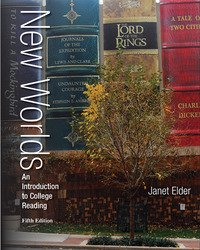 Looseleaf for New Worlds: An Introduction to College Reading