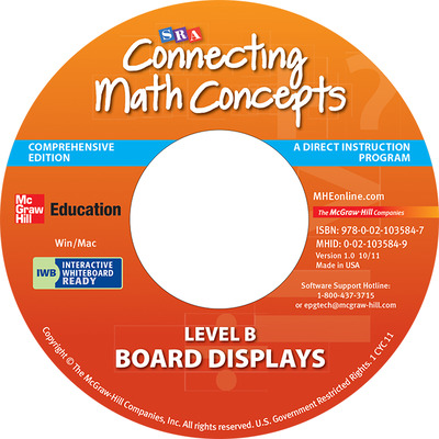 Level B Board Displays CD