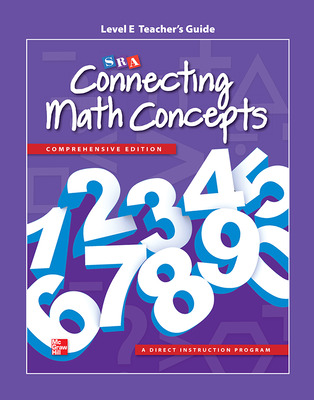Connecting Math Concepts Level E, Additional Teacher Guide
