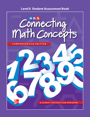 Connecting Math Concepts Level E, Student Assessment Book