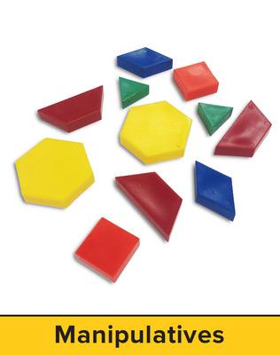 My Math, Grades 3-5, Individual Manipulative Kit