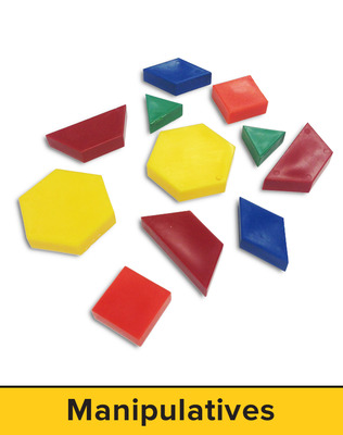 My Math, Grades K-5, Magnetic Manipulative Kit