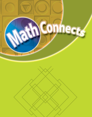 Math Connects,, PreK, Literature Big Book Package