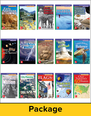 McGraw-Hill My Math, Grade 5, Real-World Problem Solving Readers (Beyond)