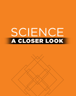 Science, A Closer Look, Grade 3, Leveled Reader The Ways Eyes See It (6 copies)