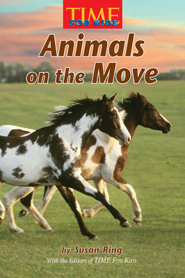 Science, A Closer Look, Grade K, Ciencias: Leveled Reader - Animals on the Move
