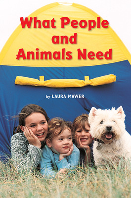 Science, A Closer Look, Grade 1, What People and Animals Need (6 copies)