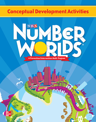 Number Worlds Number Worlds, Conceptual Development Activities Book