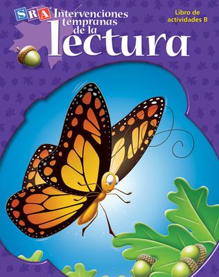 Intervenciones tempranas de la lectura Libro de actividades B (Activity Book B)