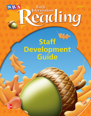 Early Interventions in Reading Level 1, Additional Staff Development Handbook