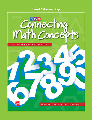 Connecting Math Concepts Level C, Additional Answer Key