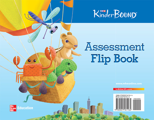 KinderBound PreK-K, Assessment Flip Book