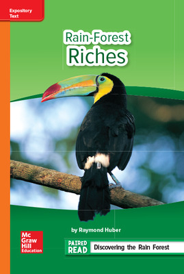 Reading Wonders Leveled Reader Rain-Forest Riches: Approaching Unit 1 Week 3 Grade 6