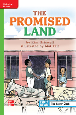 Reading Wonders Leveled Reader The Promised Land: Beyond Unit 5 Week 2 Grade 6